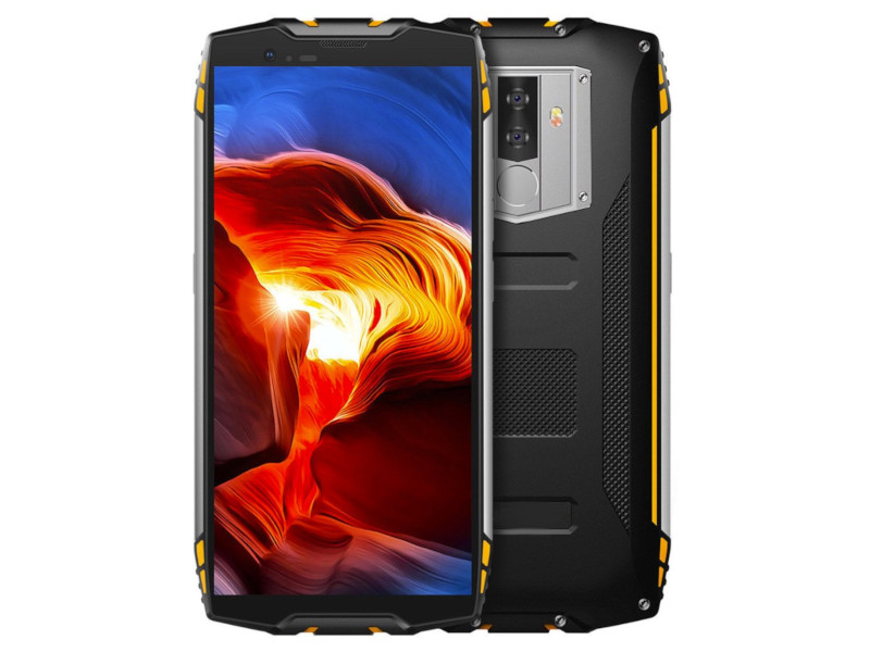 Сотовый телефон Blackview BV6800 Pro Yellow blackview ufc 03