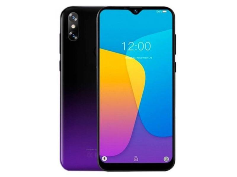 Сотовый телефон DOOGEE X90L Phantom Purple сотовый