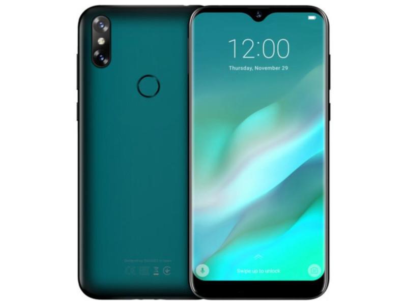 Сотовый телефон DOOGEE X90L Emerald Green