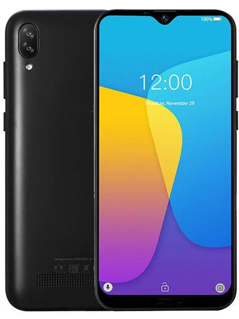 Сотовый телефон DOOGEE X90 Black