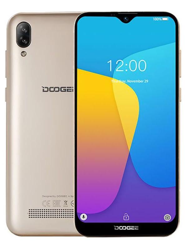 Сотовый телефон DOOGEE X90 Gold
