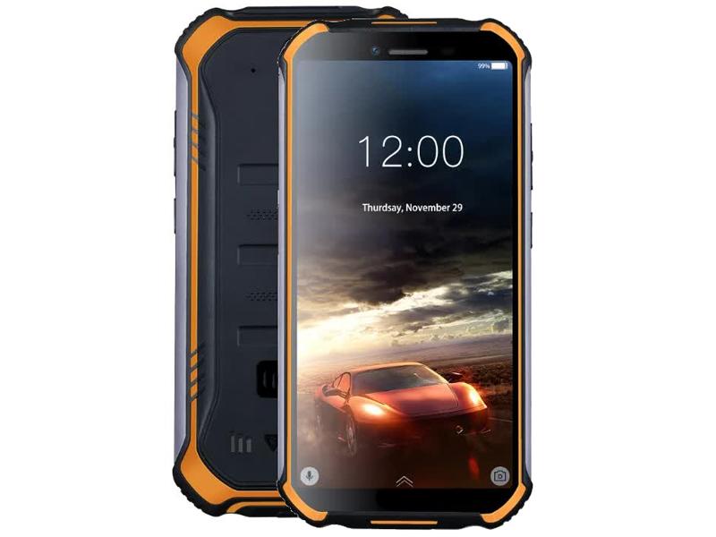 Сотовый телефон DOOGEE S40 Fire Orange