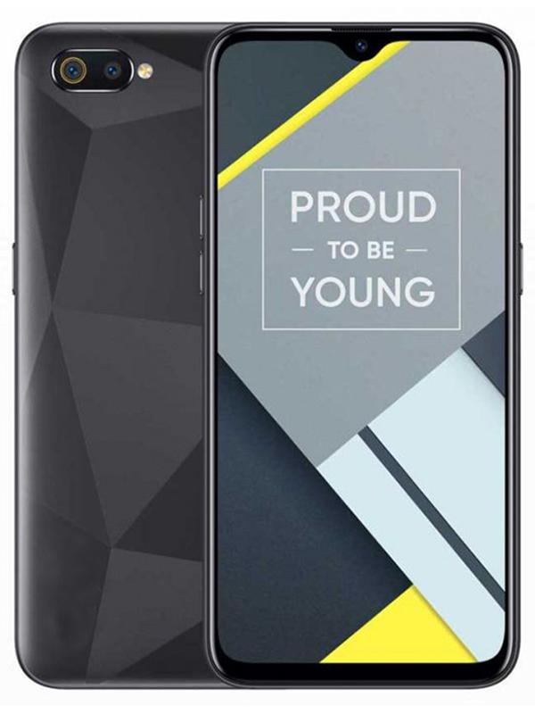 Сотовый телефон realme C2 3/32GB Black