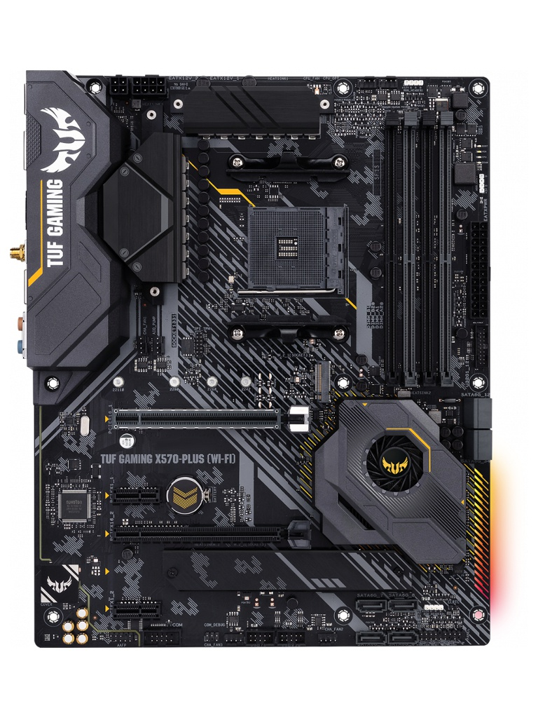 Материнская плата ASUS TUF Gaming X570-Plus