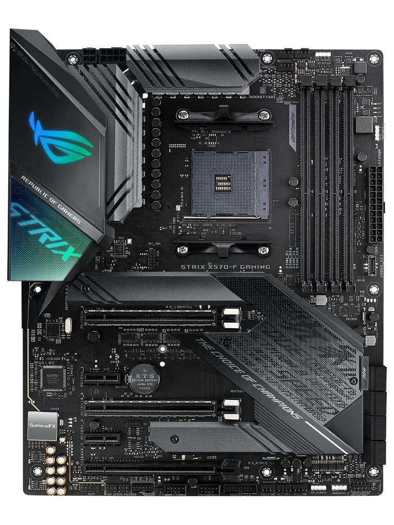 Материнская плата ASUS ROG Strix X570-F Gaming недорго, оригинальная цена