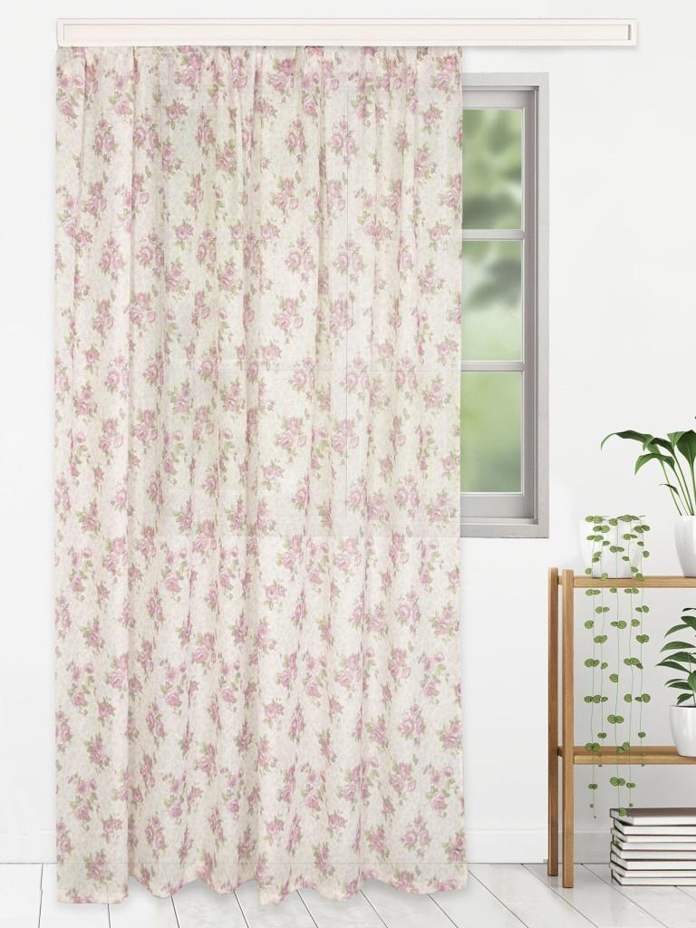 Тюль Этель Сказочные цветы 135x270cm 2732441
