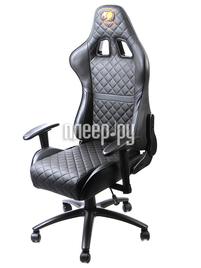 Компьютерное кресло COUGAR Armor ONE Black
