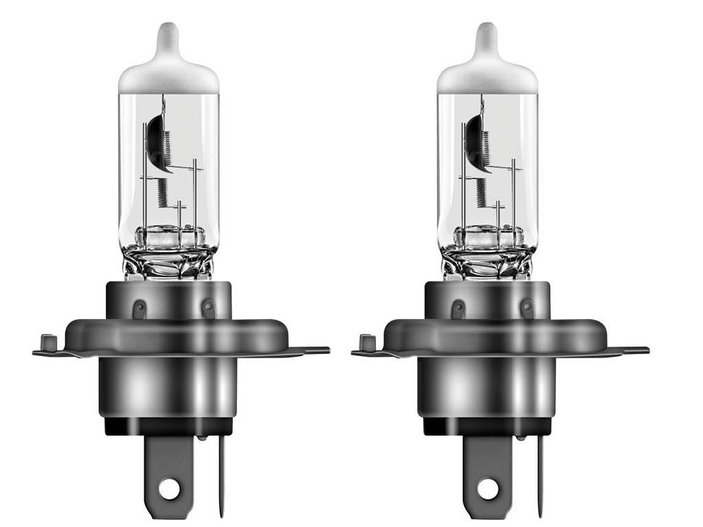 Лампа Osram H4 12V-60/55W P43t 2шт Ultra Life 64193ULT-HCB лампа галогенная osram h4 12v 60 55w p43t 150% света night breaker laser 2шт duobox next generation