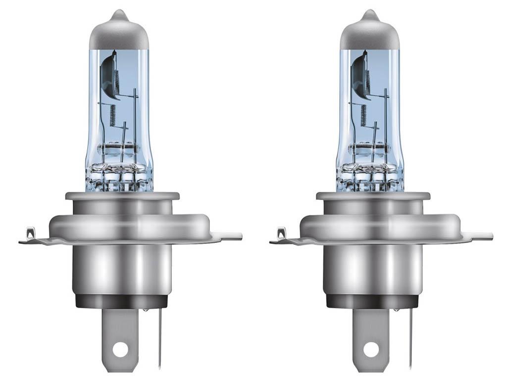 Лампа Osram H4 12V-60/55W P43t 2шт Cool Blue Intense 64193CBI-HCB