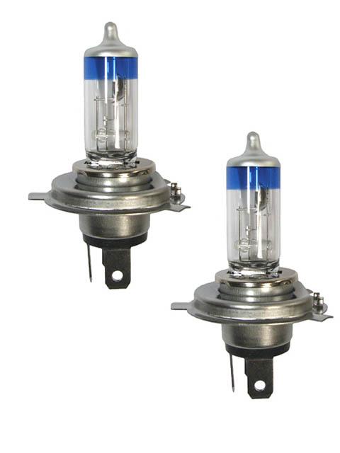 Лампа Tungsram H4 12V-60/55W P43t Megalight Ultra +120 2шт 50440SNU