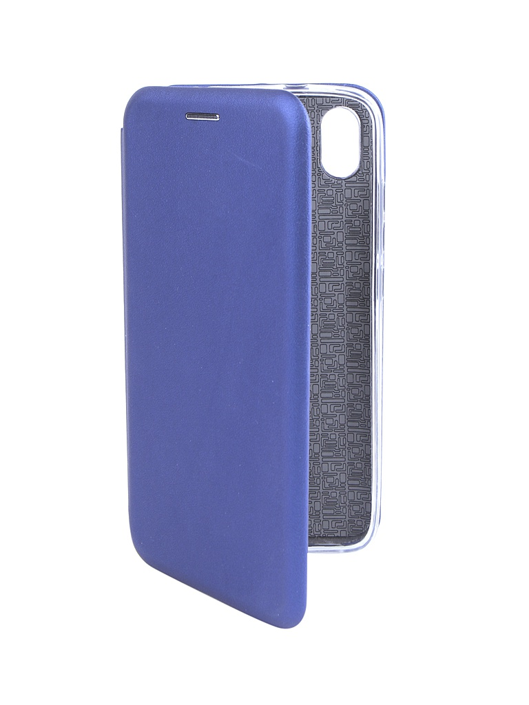 Чехол Neypo для Xiaomi Redmi 7A Premium Blue NSB12975