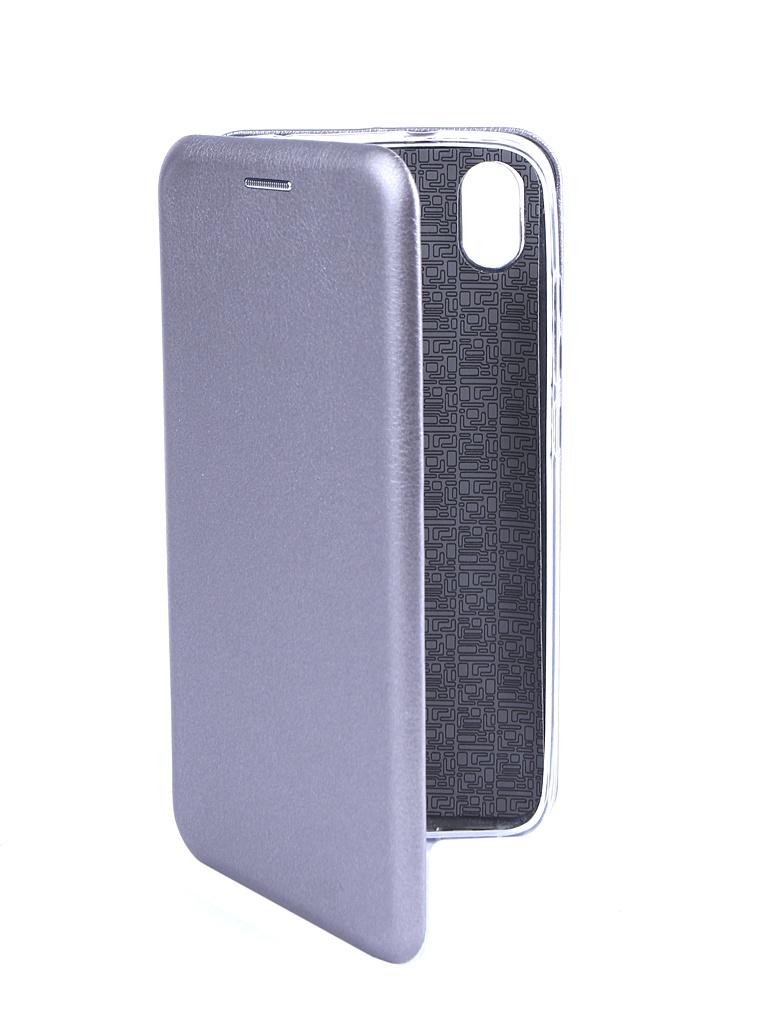 Чехол Neypo для Xiaomi Redmi 7A Premium Silver NSB12974