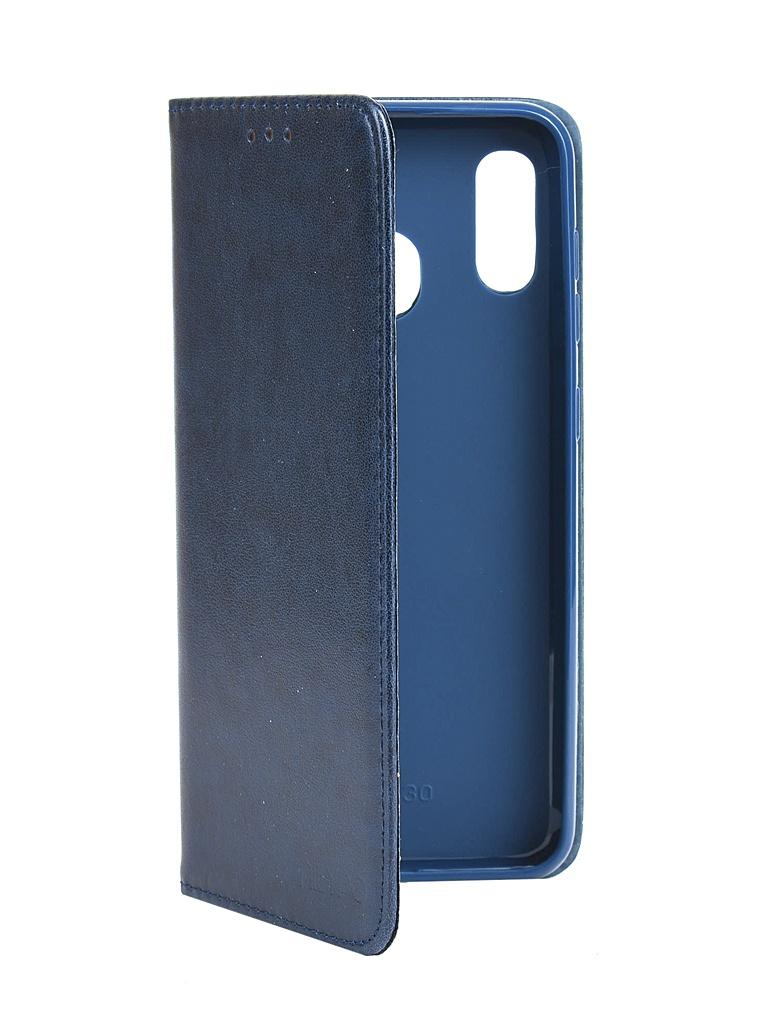Аксессуар Чехол Neypo для Samsung Galaxy A20 2019 Blue NBC11759 аксессуар