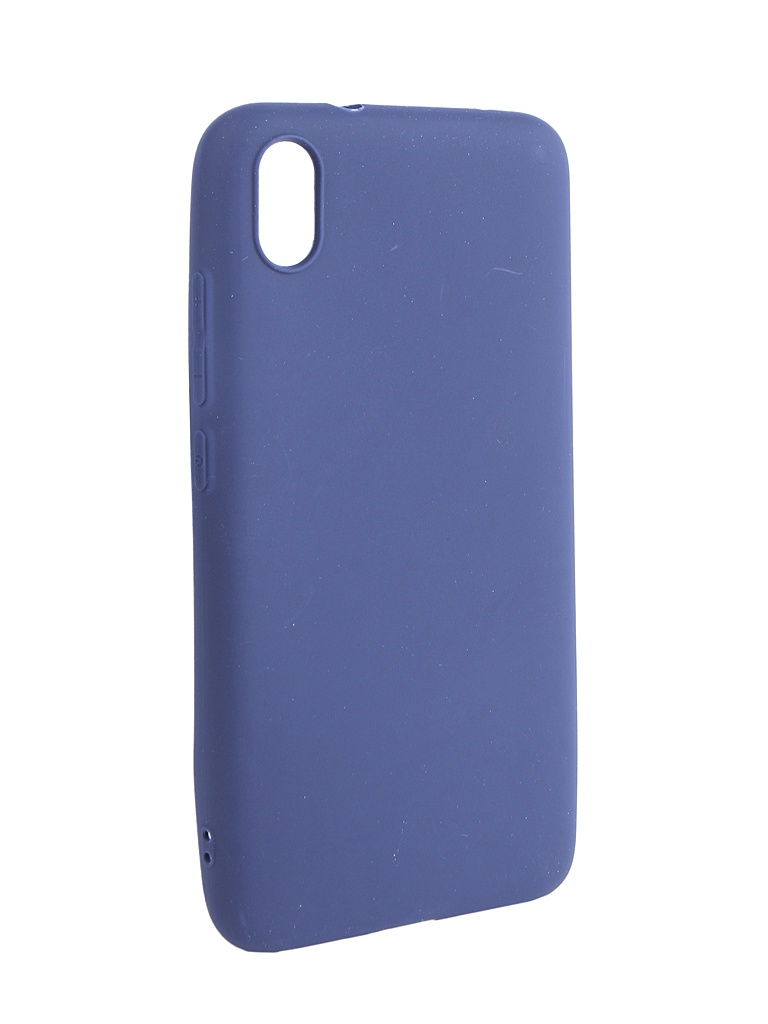 Аксессуар Чехол Neypo для Xiaomi Redmi 7A Soft Matte Dark Blue NST12970 аксессуар