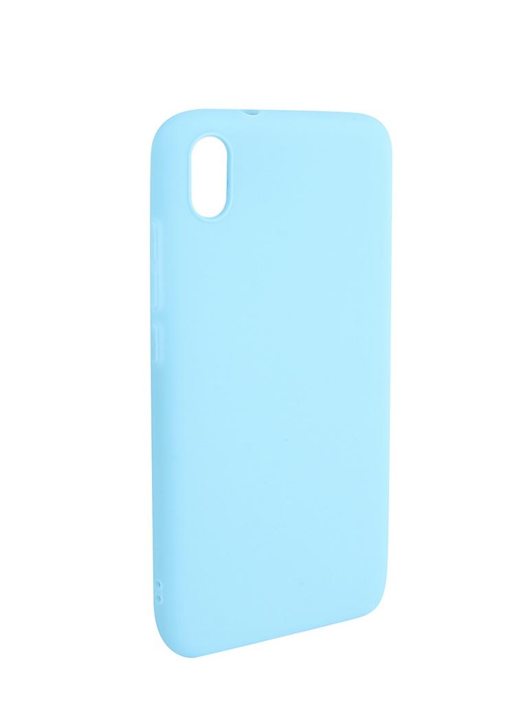 Аксессуар Чехол Neypo для Xiaomi Redmi 7A Soft Matte Turquoise NST12968
