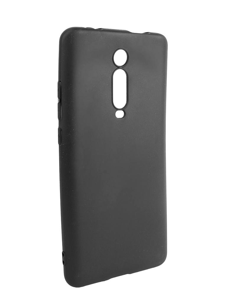 Аксессуар Чехол Neypo для Xiaomi Mi9T Soft Matte Black NST12996 аксессуар