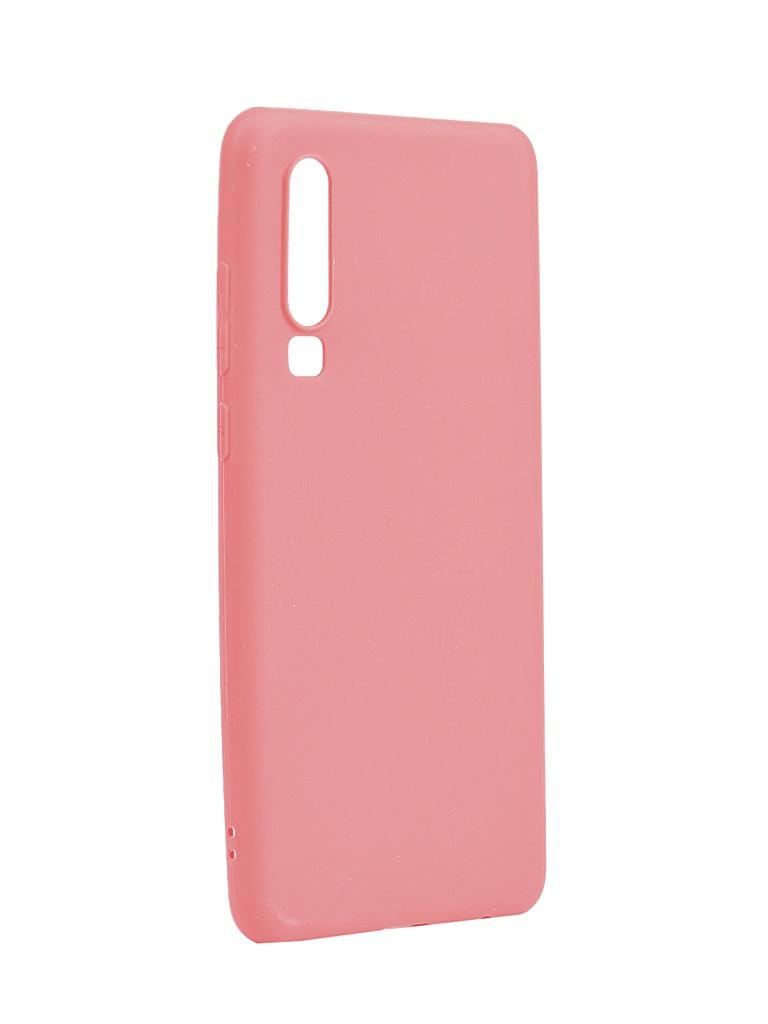Чехол Neypo для Huawei P30 Soft Matte Red NST7192