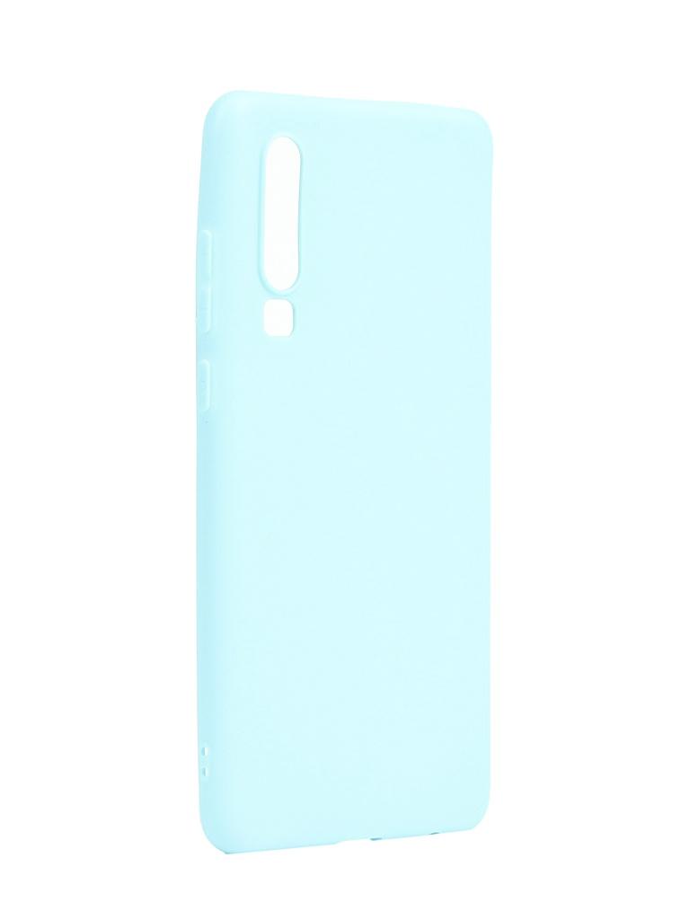 Zakazat.ru: Чехол Neypo для Huawei P30 Soft Matte Turquoise NST7191