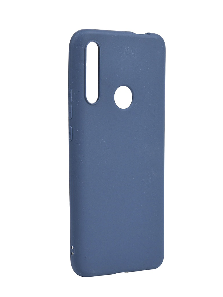 Аксессуар Чехол Neypo для Huawei P Smart Z 2019 Soft Matte Dark Blue NST12286 аксессуар