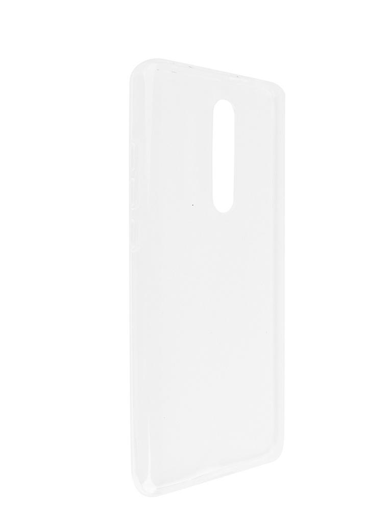 Аксессуар Чехол Neypo для Xiaomi Redmi K20 / K20 Pro Silicone Transparent NST13001 аксессуар