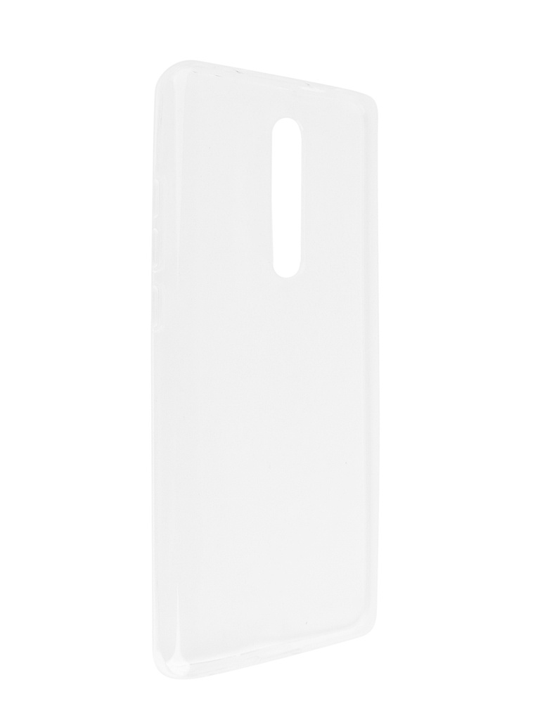 Аксессуар Чехол Neypo для Xiaomi MI9T Silicone Transparent NST13000 аксессуар