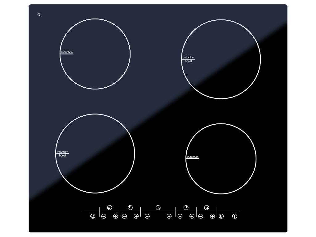 Варочная панель DARINA P EI305 B