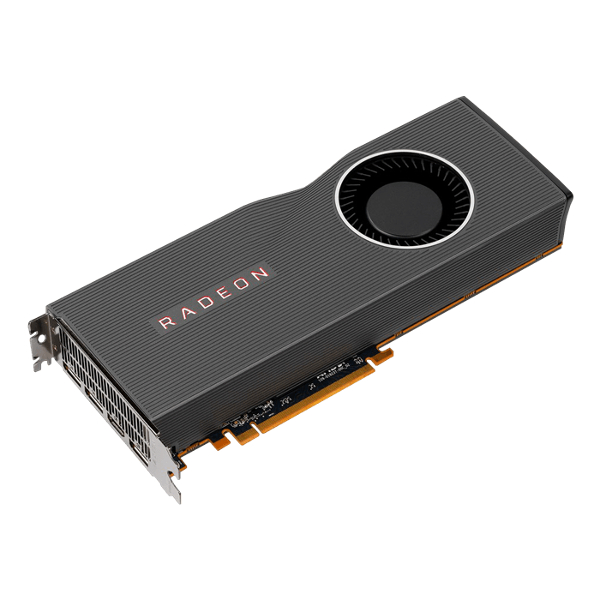 Видеокарта ASUS Radeon RX 5700 XT 1605Mhz PCI-E 4.0 8192Mb 14000Mhz 256 bit 2xDP HDMI HDCP RX5700XT-8G