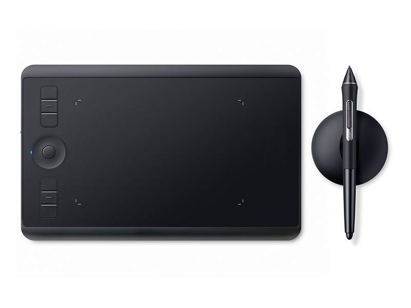 Графический планшет Wacom Intuos Pro Small PTH-460K0B