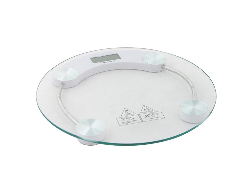 Весы напольные Delta D-9300 White