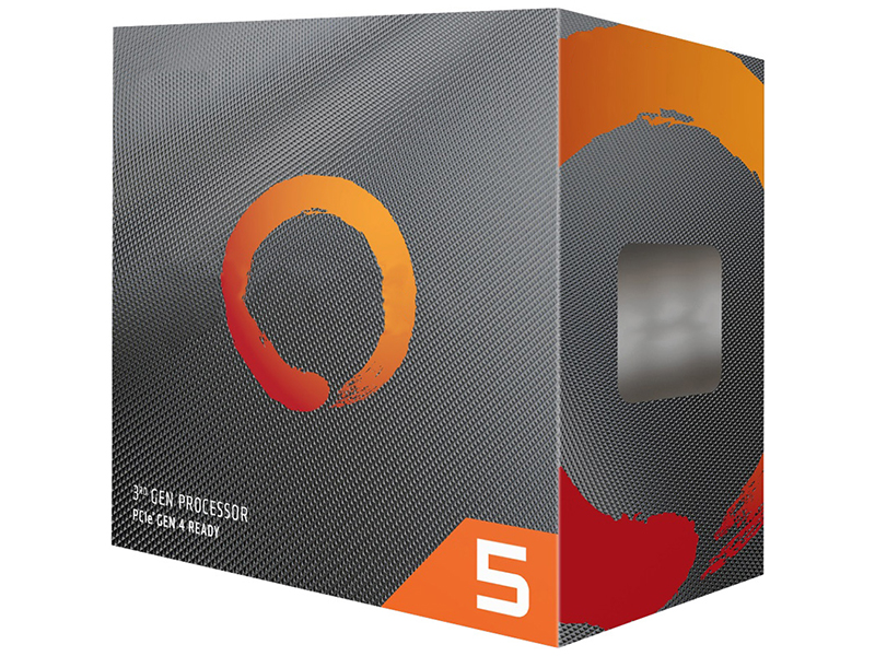 Процессор AMD Ryzen R5-3600X (3800MHz/AM4/L3 32768Kb) 100-100000022BOX