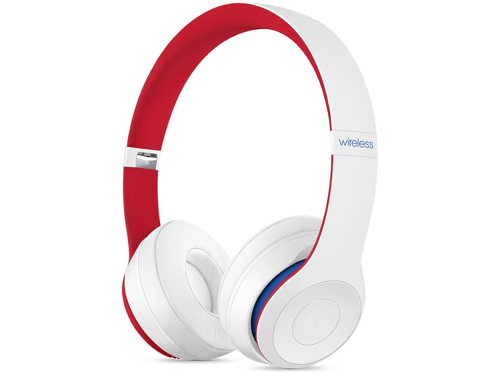 цена на Beats Solo3 Wireless Club Collection White MV8V2EE/A
