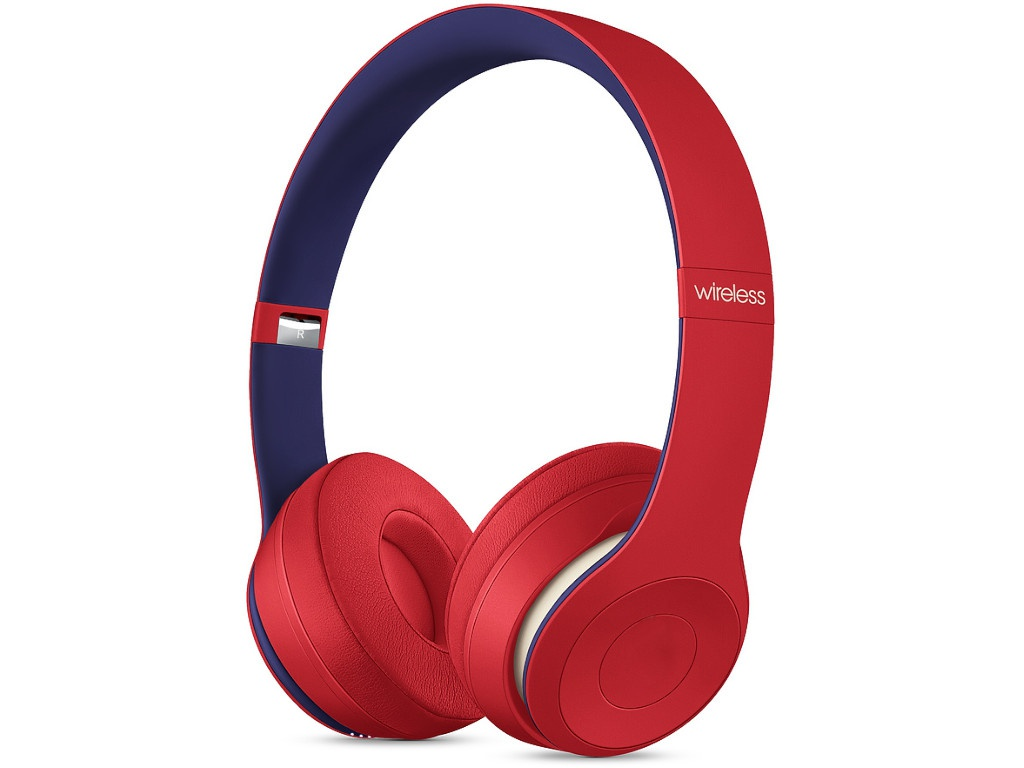 цена на Наушники Beats Solo3 Wireless Club Collection Red MV8T2EE/A