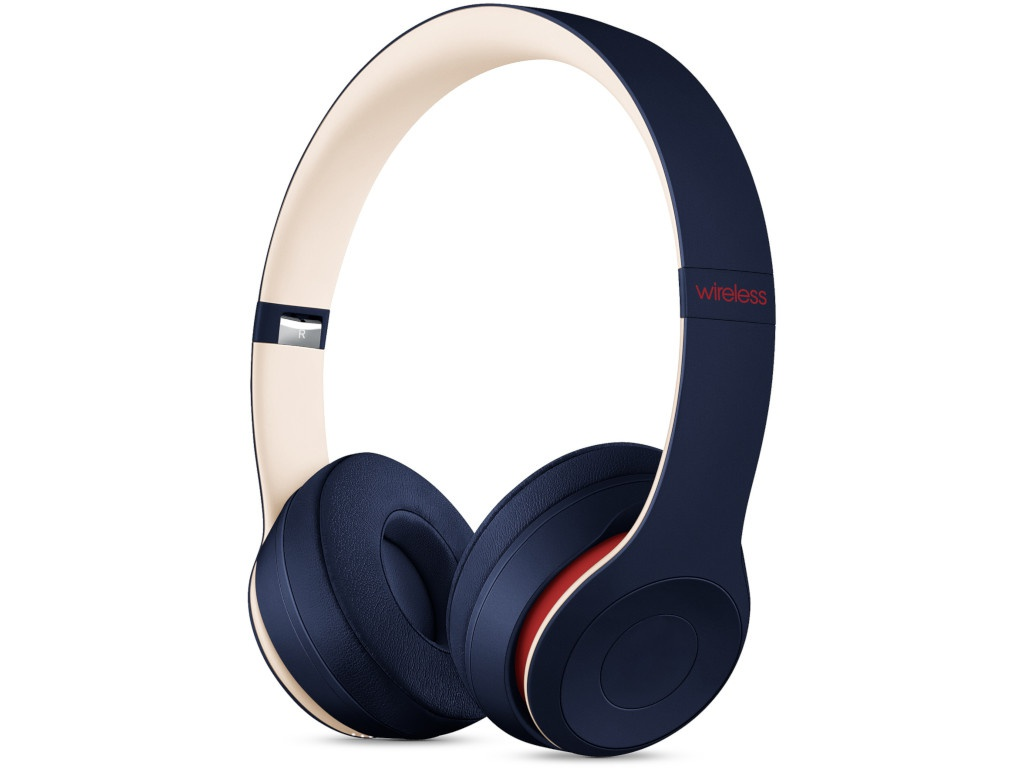 цена на Наушники Beats Solo3 Wireless Club Collection Navy MV8W2EE/A