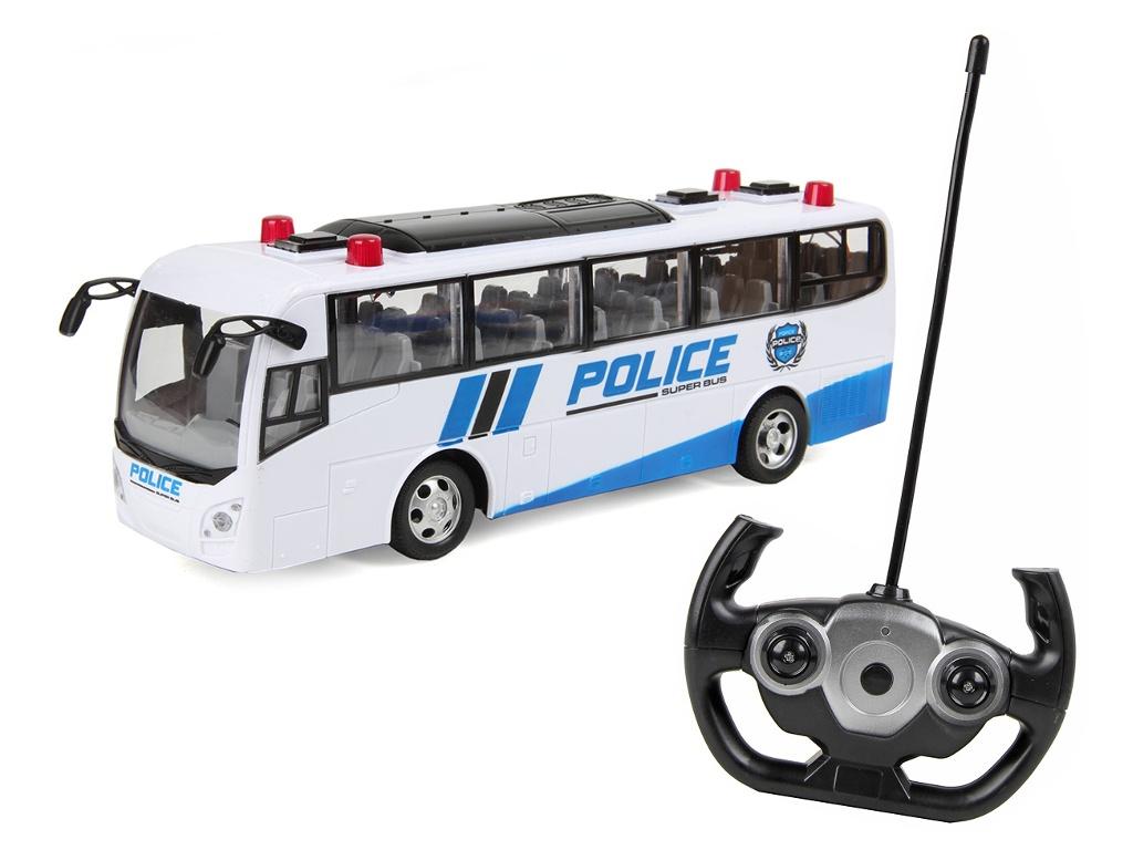 Игрушка Veld-Co Автобус Полиция 80897