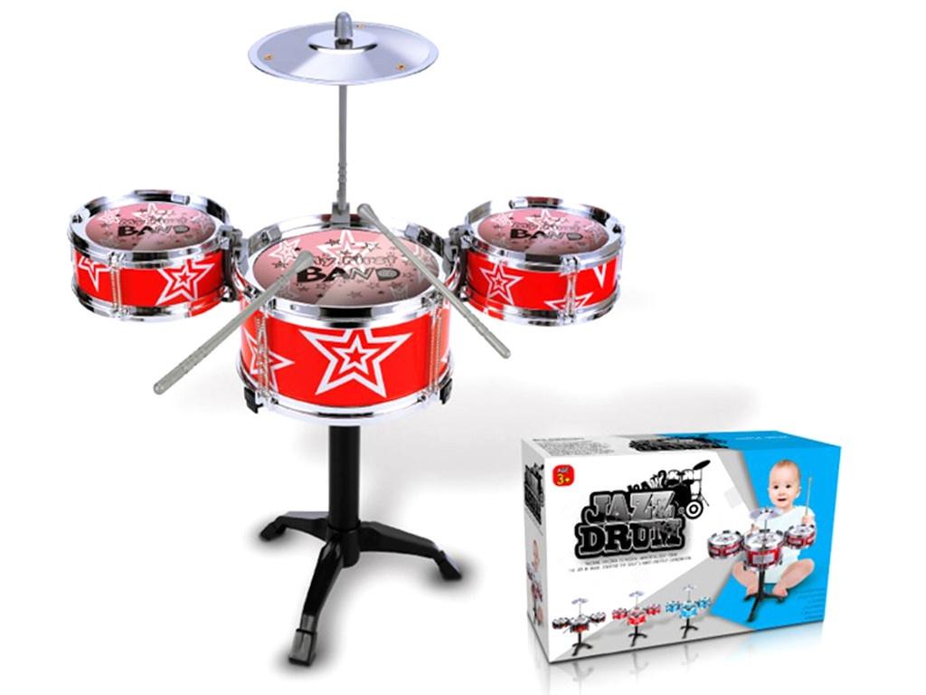 Детский музыкальный инструмент Veld-Co Барабаная установка 82613