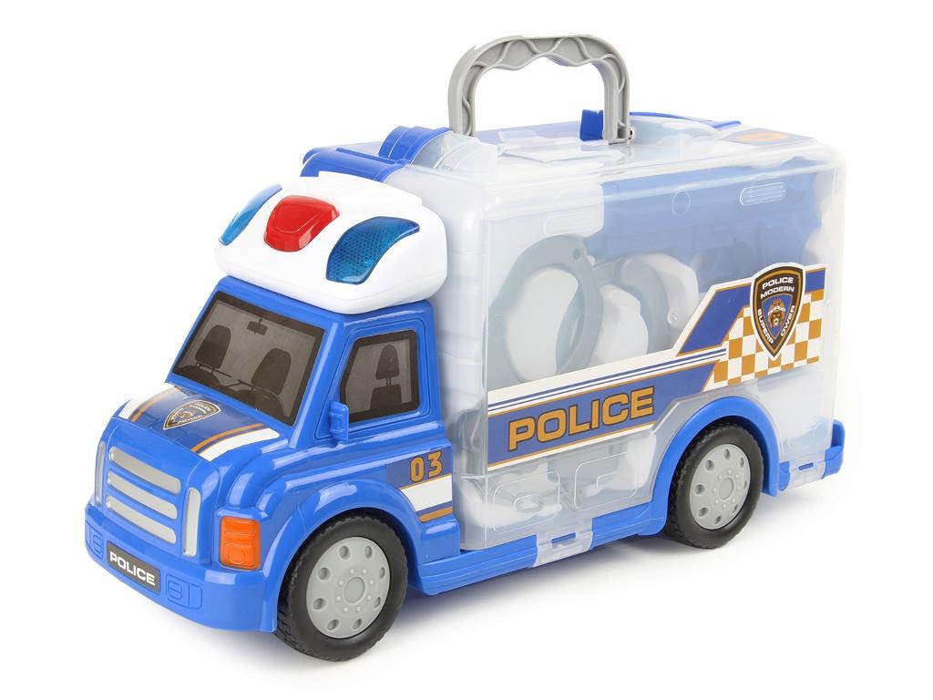 Набор для сюжетной игры Veld-Co Полиция 80951