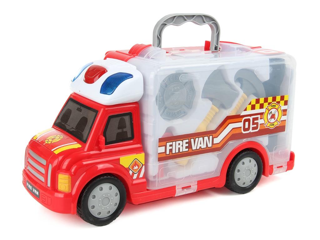 цены на Набор для сюжетной игры Veld-Co Пожарные 80952 в интернет-магазинах