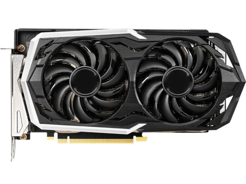 Видеокарта MSI GeForce RTX 2060 1680Mhz PCI-E 3.0 8192Mb 14000Mhz 256 bit HDMI 3xDP SUPER ARMOR OC 8GB