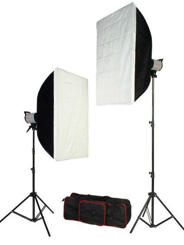 купить Комплект студийного света Falcon Eyes Studio LED 275-Kit по цене 28617 рублей