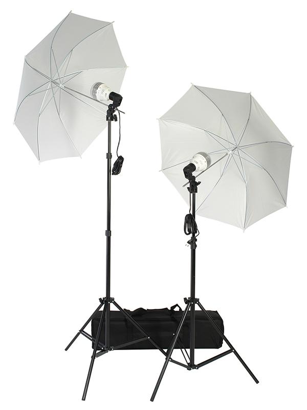 Комплект студийного света Falcon Eyes MiniLight 245-Kit LED цена