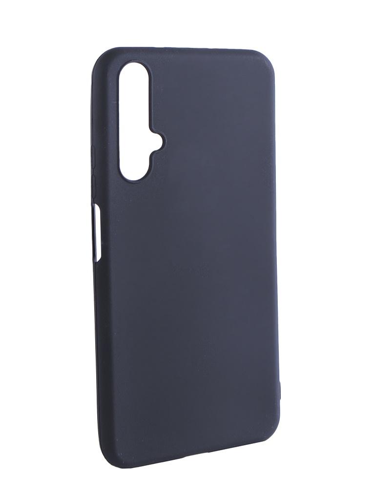 Чехол Red Line для Huawei Honor 20 Ultimate Black УТ000018247