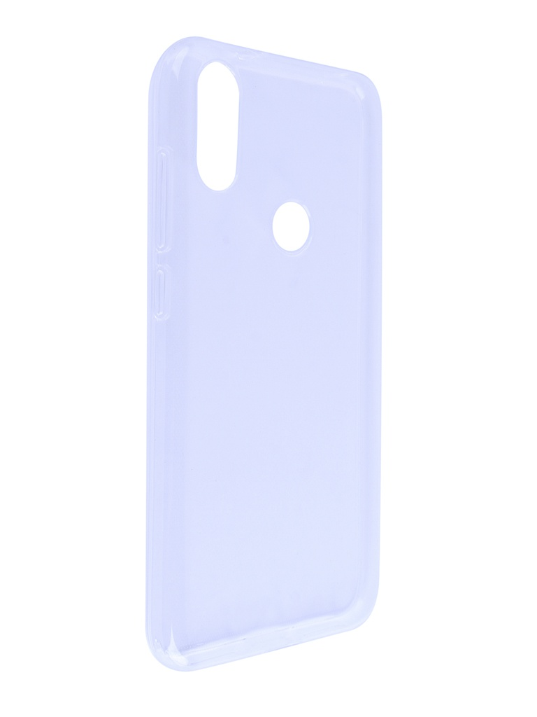 Аксессуар Чехол iBox для Xiaomi Mi Play Crystal Silicone Transparent УТ000018252