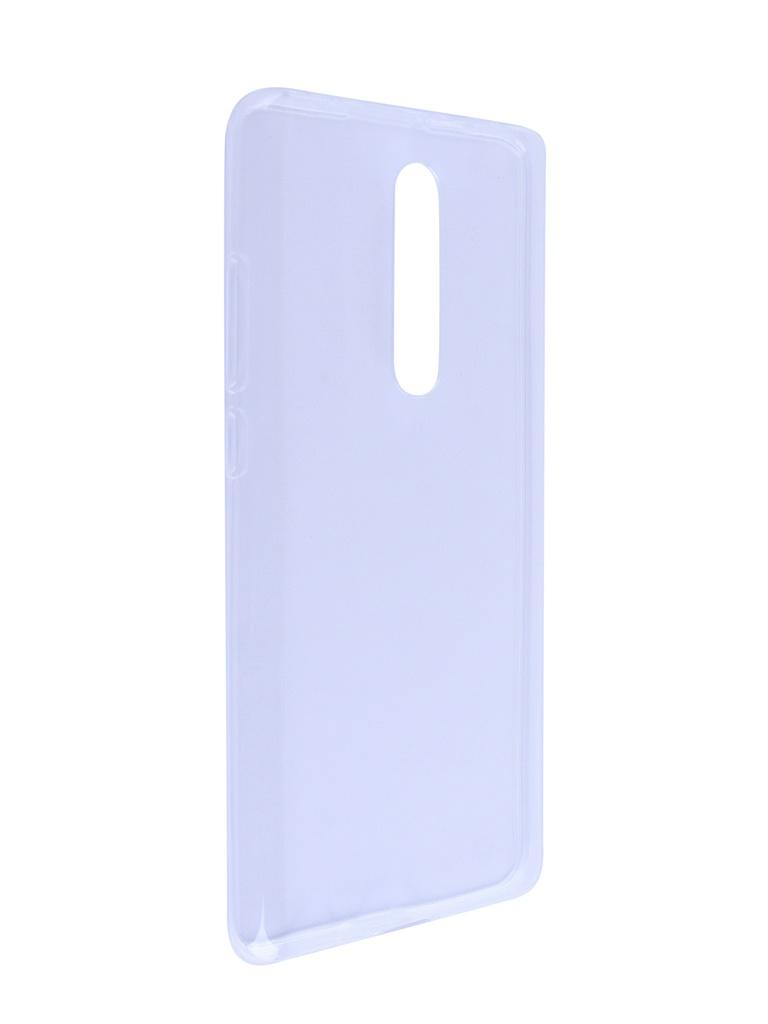 Аксессуар Чехол iBox для Xiaomi Mi 9T Crystal Silicone Transparent УТ000018259 недорого