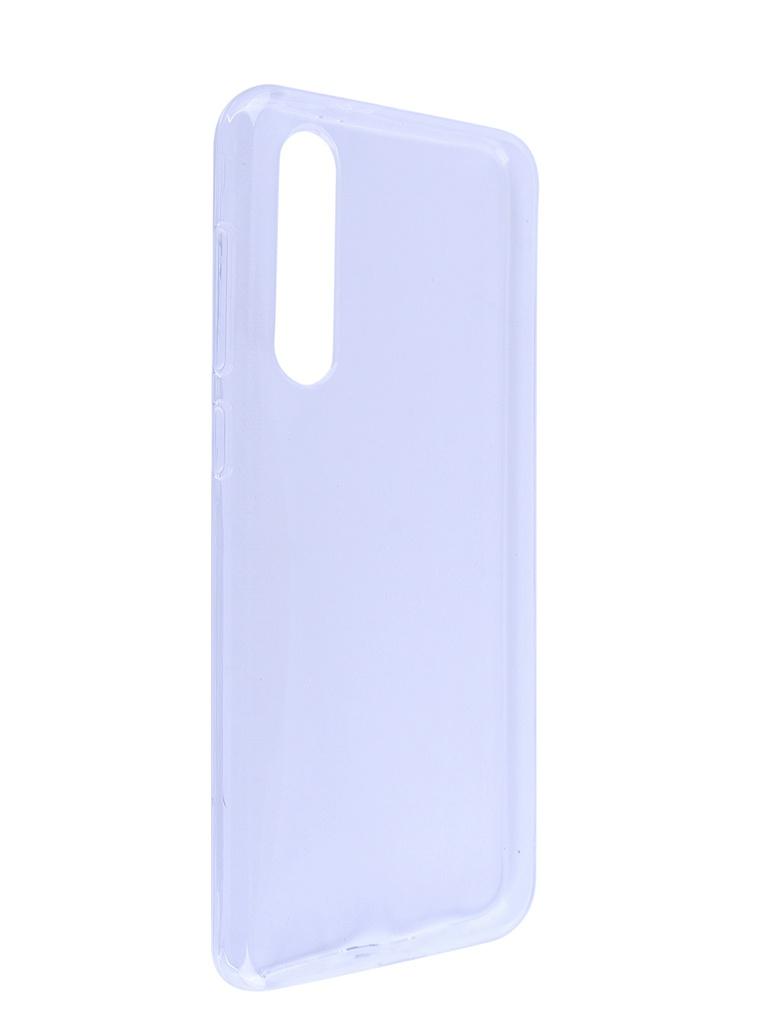 Аксессуар Чехол iBox для Xiaomi Mi 9SE Crystal Silicone Transparent УТ000018446