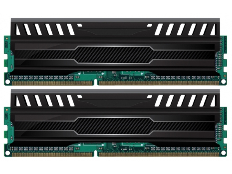 Модуль памяти Patriot Memory Viper 3 Black DDR3 DIMM 1600MHz PC3-12800 CL9 - 16Gb KIT (2x8Gb) PV316G160C9K