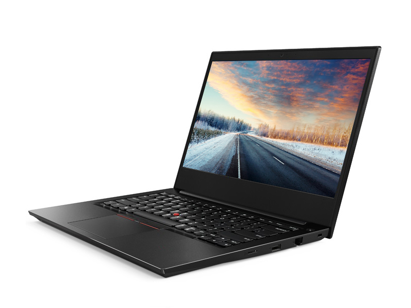 Ноутбук Lenovo ThinkPad E490 Black 20N8005DRT (Intel Core i3-8145U 2.1 GHz/4096Mb/1000Gb/Intel HD Graphics/Wi-Fi/Bluetooth/Cam/14.0/1366x768/DOS) цена