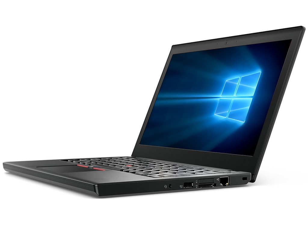 Ноутбук Lenovo ThinkPad A275 Black 20KCS08300 (AMD A10-8730B 2.4 GHz/8192Mb/256Gb SSD/AMD Radeon R5/Wi-Fi/Bluetooth/Cam/12.5/1366x768/Windows 10 Pro 64-bit)