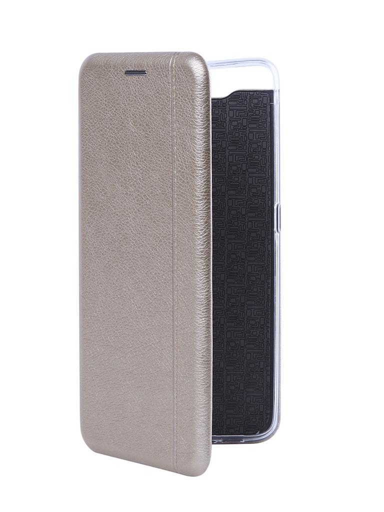 Аксессуар Чехол Activ для Samsung SM-A805 Galaxy A80 BC002 Gold 101286