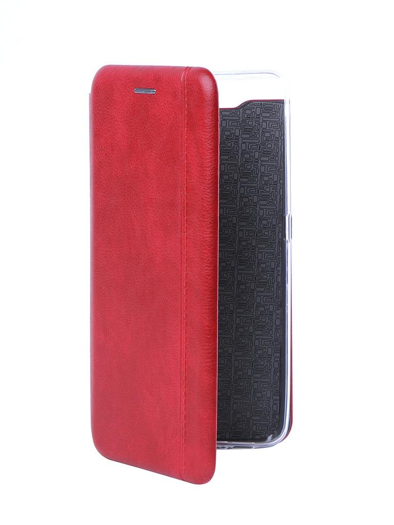 Аксессуар Чехол Activ для Samsung SM-A805 Galaxy A80 BC002 Red 101287 аксессуар защитная плёнка samsung galaxy a7 sm a700 activ матовая 48364