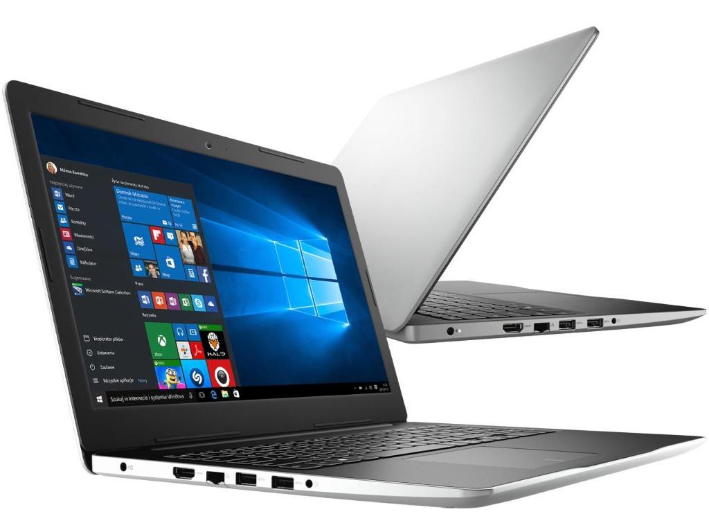 Ноутбук Dell Inspiron 3583 Silver 3583-3139 (Intel Core i3-8145U 2.1 GHz/8192Mb/256Gb SSD/Intel HD Graphics/Wi-Fi/Bluetooth/Cam/15.6/1920x1080/Windows 10 Home 64-bit)